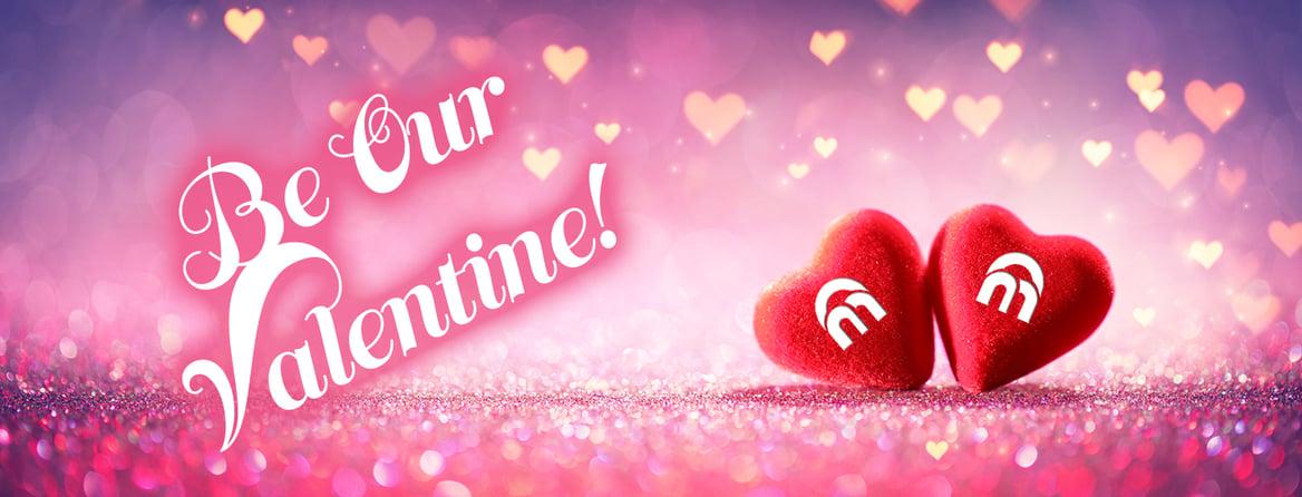 Valentine's Header